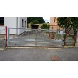 Jednokřídlá brána
